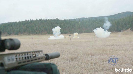 Action Target, Tannerite, Gun Range