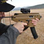 SIG Sauer MPX Copperhead, SIG Copperhead, range test