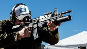 LMT M203 37mm Flare Launcher, LMT Defense, Brownells