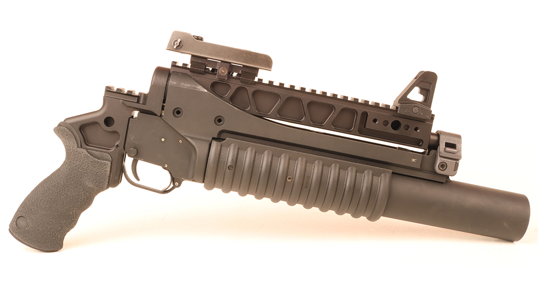Bold Carry: Using the 40mm LMT Launcher for Personal Defense