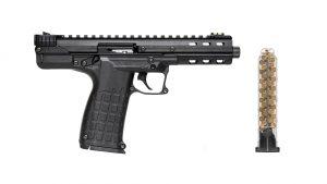Kel-Tec CP33 pistol, .22LR, magazine