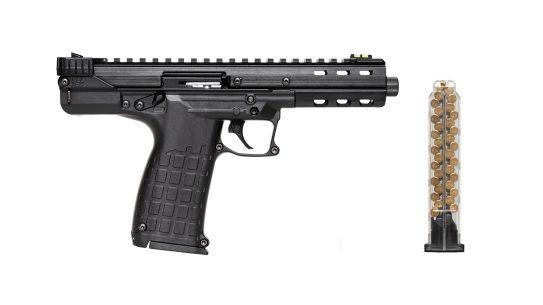 KelTec 33 round pistol