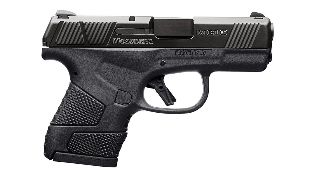 Mossberg MC1sc Pistol, Mossberg MC1, profile