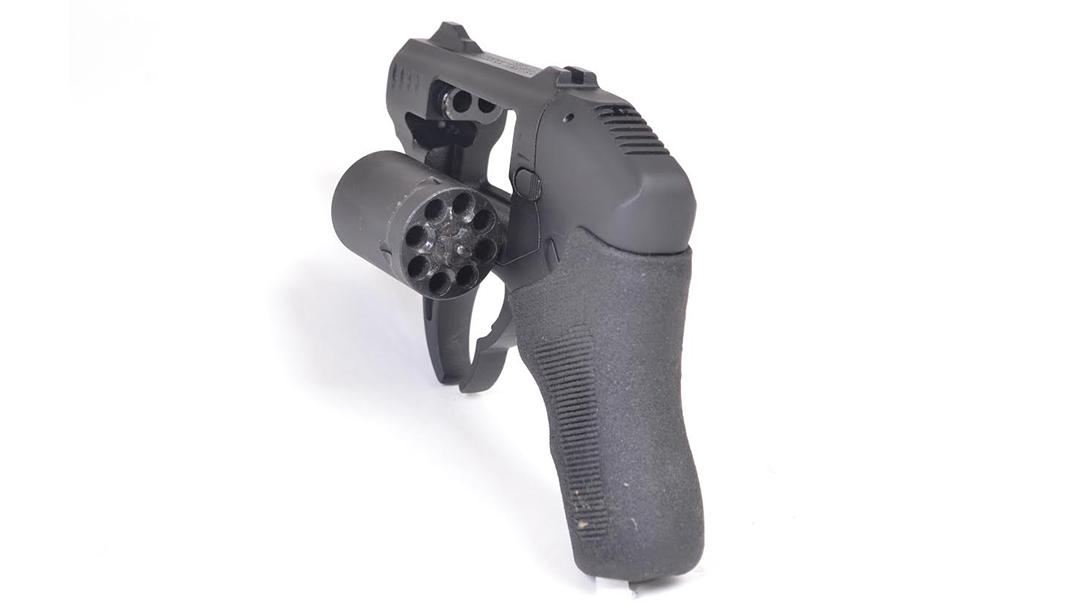 Standard Mfg S333, Standard Manufacturing S333, handgun, cylinder