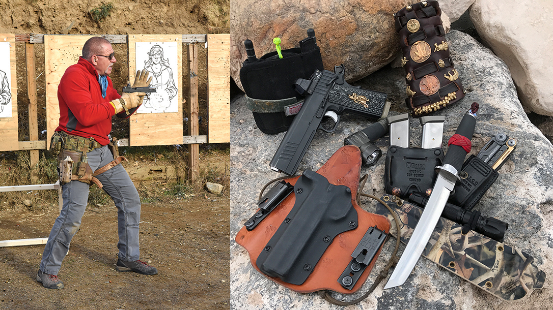 Chris Caracci, Personal Protection Specialist