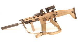 Counterfeit Guns, Counterfeit weapons, counterfeit firearms, FN SCAR
