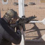 Joe Firearms Competition AK-74 Rifle, course, range