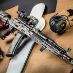 Joe Firearms CompetitionAK-74 Rifle, target