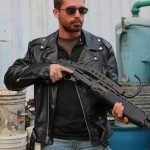 Guns of the Terminator, The Terminator guns, Franchi SPAS-12