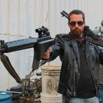 Guns of the Terminator, The Terminator guns, shotgun, rifle