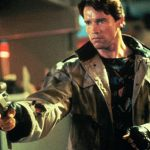 Guns of the Terminator, The Terminator guns, Arnold Schwarzenegger