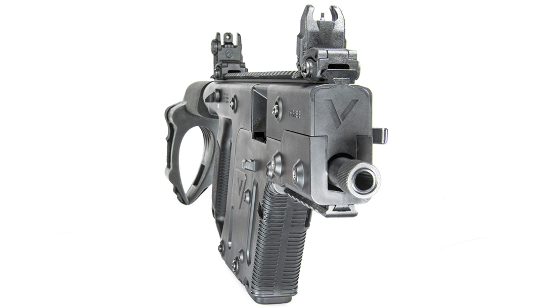 How the Kriss Vector Gen 2 SDP Perfectly Tames the 10mm Round