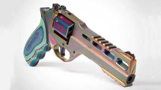 Chiappa Nebula Rhino Revolver, Chiappa Rhino Nebula, angle