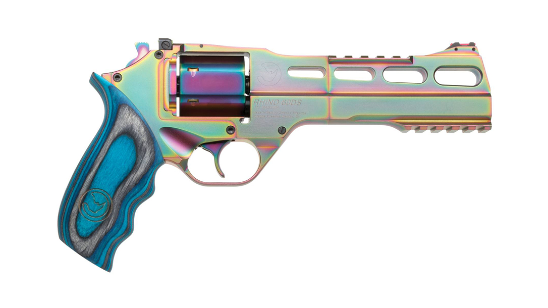 Chiappa Nebula Rhino Revolver, Chiappa Rhino Nebula, side