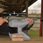 Hornady Outfitter Ammo, range testing, Ruger American Rifle