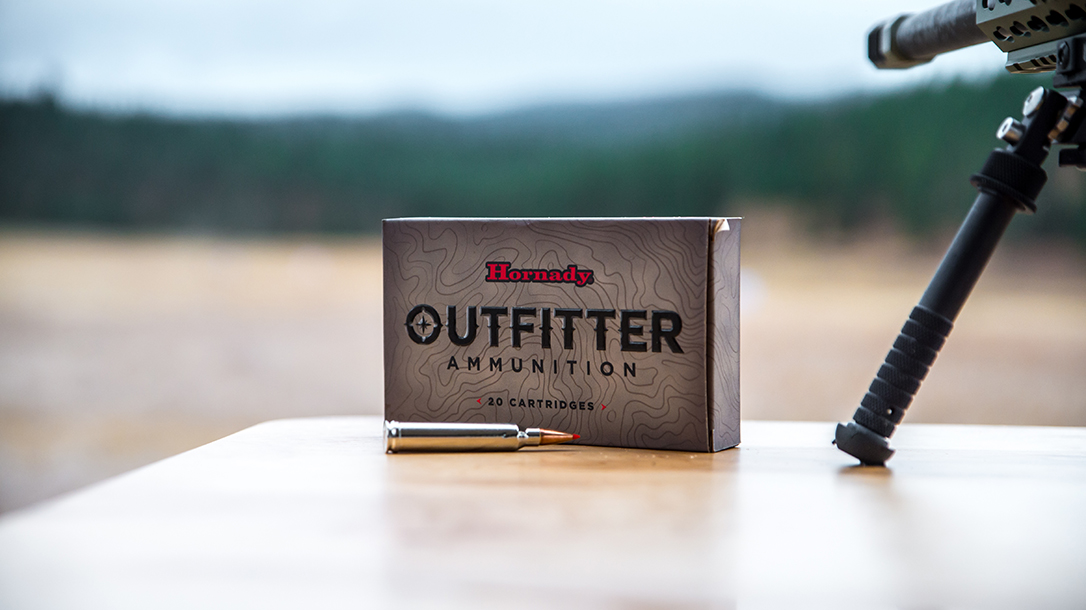 The Hornady Outfitter Ammo Is Built for the Worst Conditions