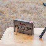 Hornady Outfitter Ammo, range testing, Montana