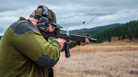 CZ S2 Ti Reflex Suppressor, CZ Scorpion