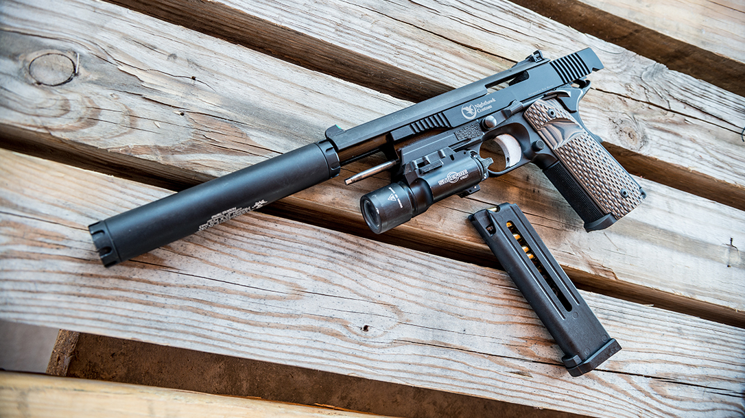 Chris Costa Rimfire Setups, Nighthawk Custom Pistol