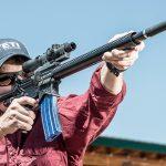 Chris Costa Rimfire Setups, AR, Leupold
