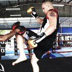 James Vick UFC, training