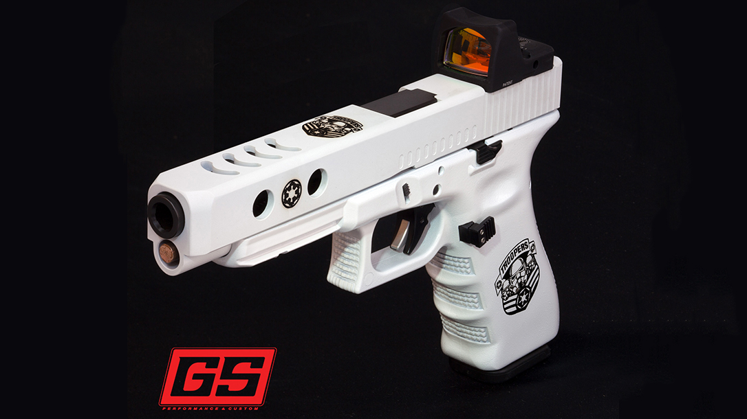 Custom Glock Builds, GlockStore, Storm Trooper