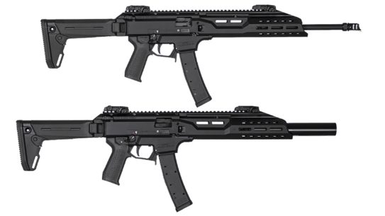 CZ Scorpion EVO 3 S1 carbines, Magpul Editions