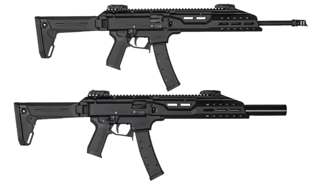 The 2 Newest CZ Scorpion EVO 3 S1 Carbines Include Magpul Equipment
