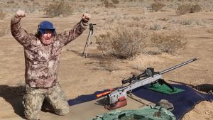 Global Precision Group, 3-mile shot, 6,000-yard shot