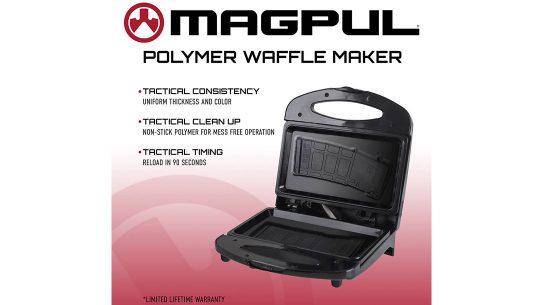 Magpul Waffle Iron, Magpul Waffle Maker, April Fool's Day