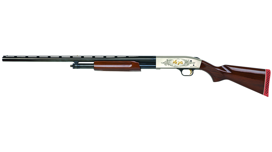 The Limited Mossberg 500 Centennial Shotgun Is Stunning And