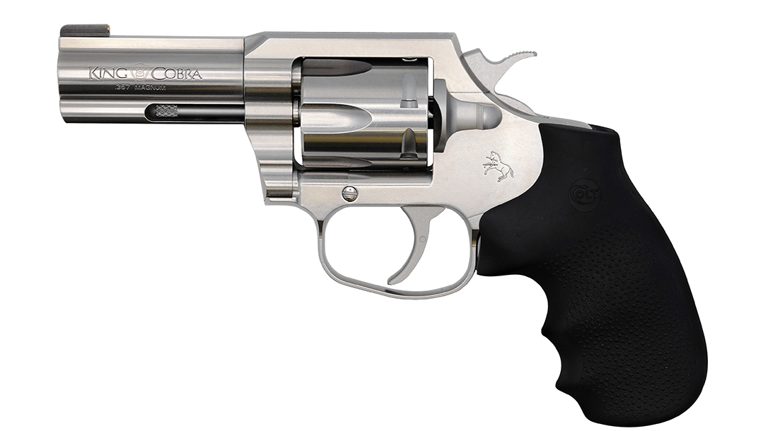 Colt King Cobra, Colt, Revolvers