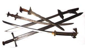 Buying a Tactical Sword
