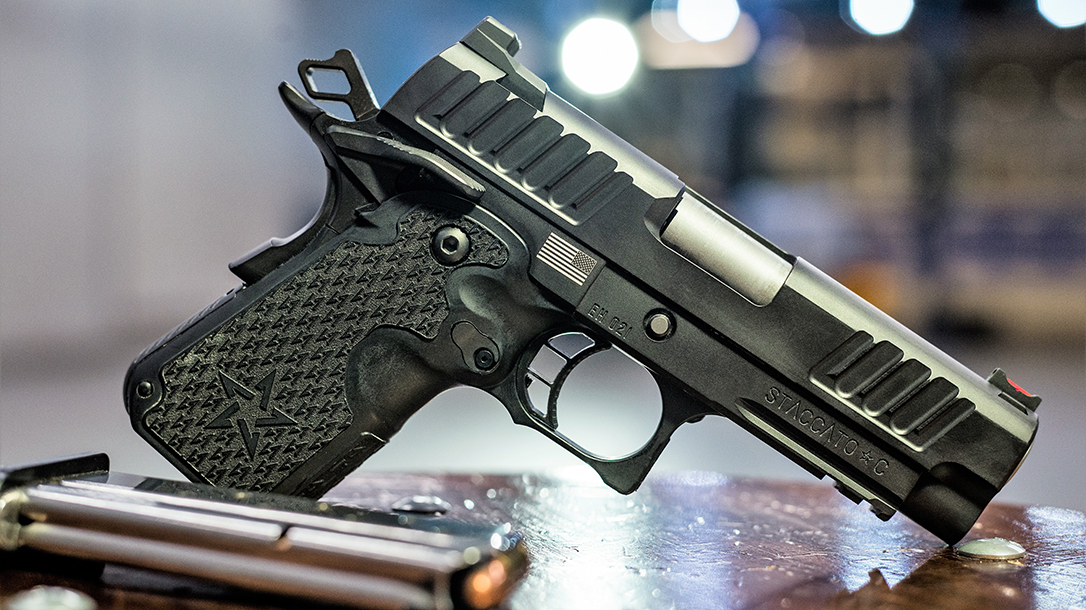STI Staccato-C, STI, pistols