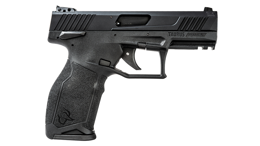 Taurus TX22, Taurus, pistols