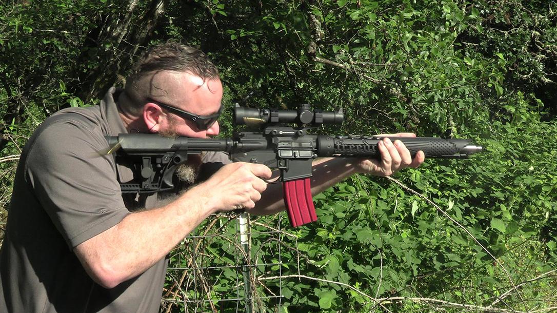 Unique ARs, AR-15 Build, Pacific Northwest
