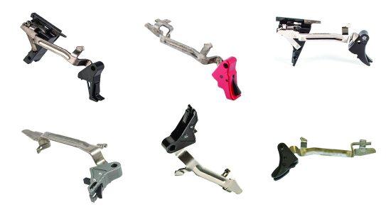 Best Glock Trigger Upgrades, Glock triggers