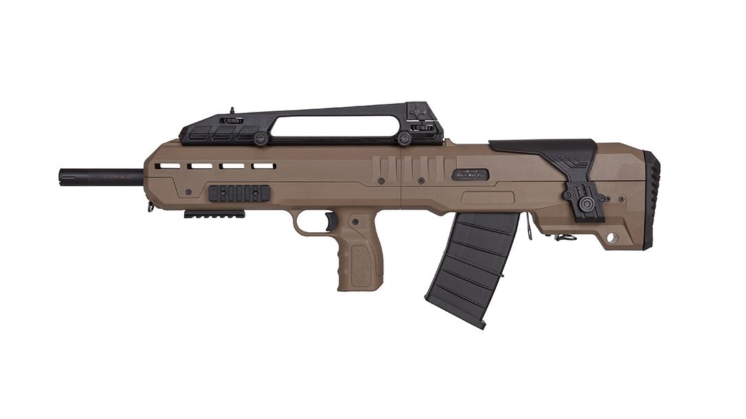 IO XB Bullpup Shotgun left