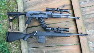 Ruger, Rifle Dynamics, Scout, rifles, scout rifle