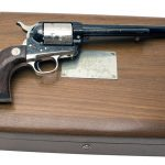 Jerry Lewis Gun Collection, Colt Single Action Army, revolver