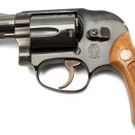 Smith & Wesson Model 38 Airweight, smith & wesson, revolvers