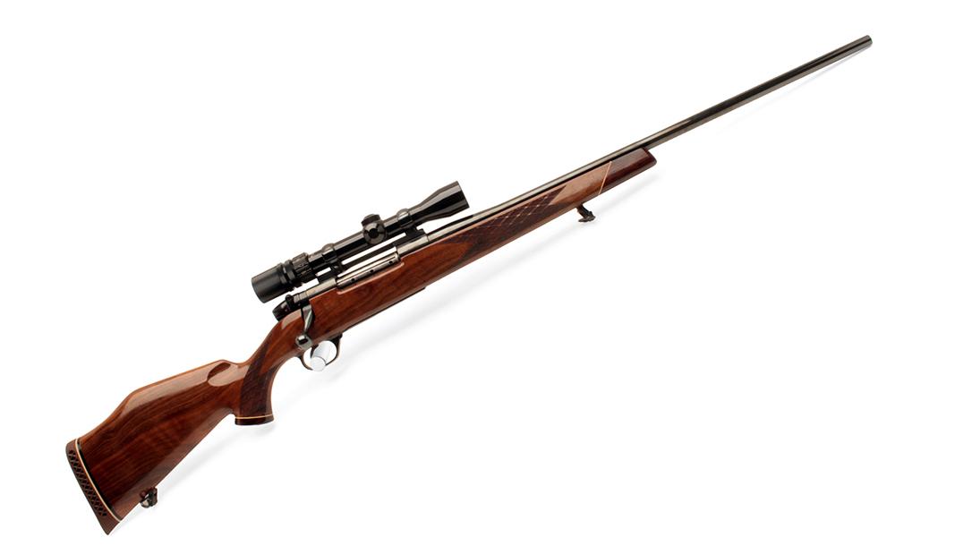 Weatherby Mark V, rifles, Bushnell
