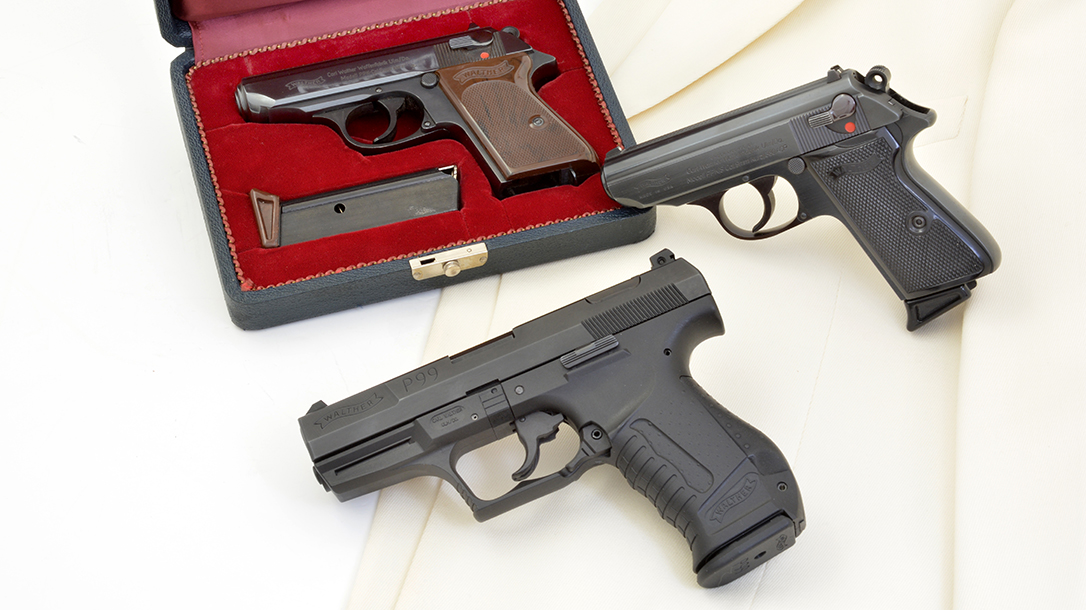 Walthers, James Bond's Walthers, PPK, P99,