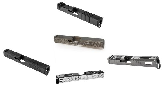 Best Aftermarket Glock Slides