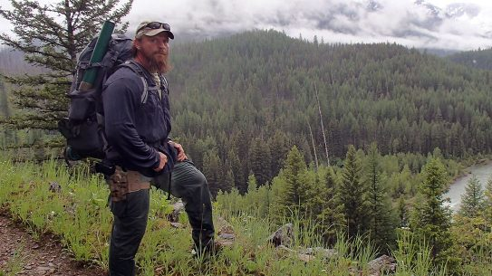 Pat McNamara, Alaskan wilderness