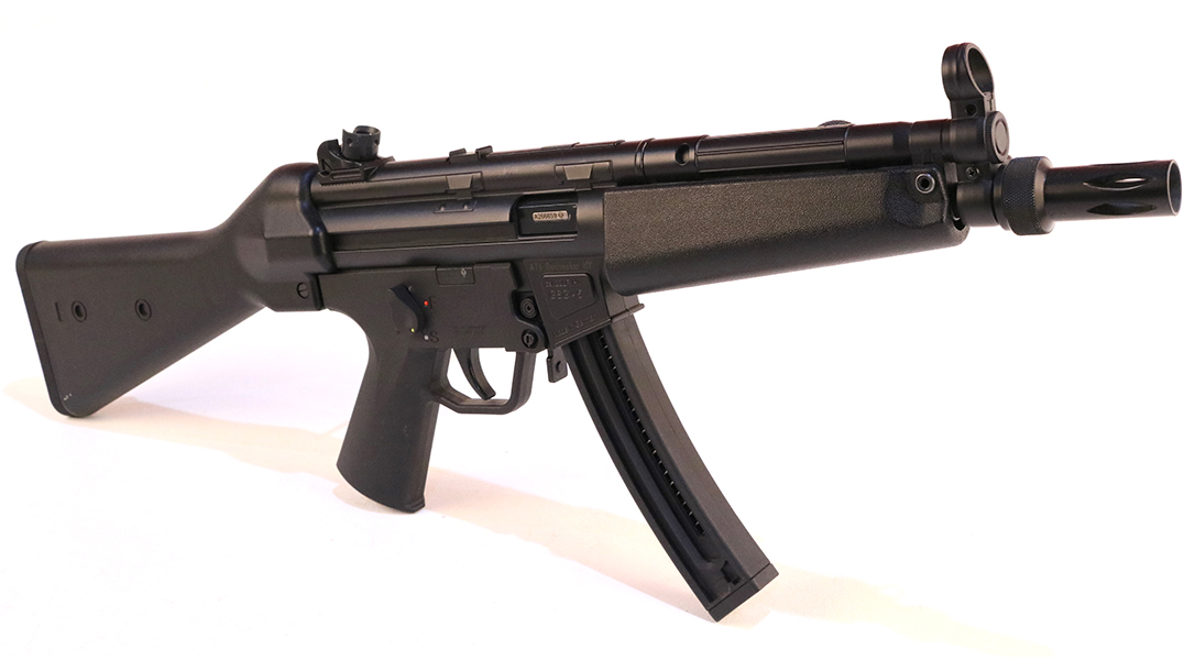 Form 1 GSG-5 .22-caliber MP5 clone