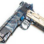 Republic Forge 1911, Tyler Gun Works, casehardening