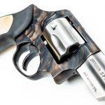 Ruger SP101 in .357 Magnum, casehardening