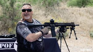Firearm Cook Off, thermally induced firing, gun cook off, POF USA