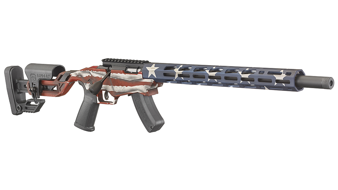 Ruger Flag Series Precision Rimfire